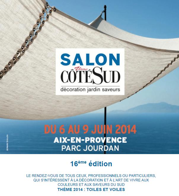 salon décoration : Vivre Côté Sud 2014