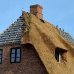 Réaliser une toiture en chaume