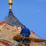 Travaux pour toiture